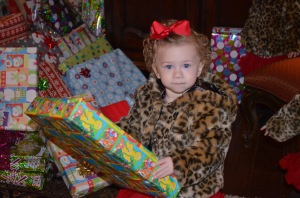 Emmie first gift