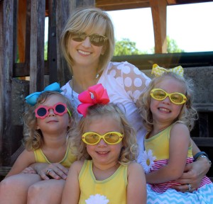Me and Girls with Sunglasses summer 2014
