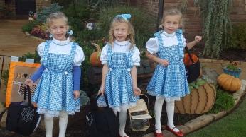 Dorothy Halloween 2015